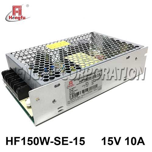 新品HF150W-SE-15亚博体育app在线下载电源AC220V转直流DC15V10A小体积开关电源