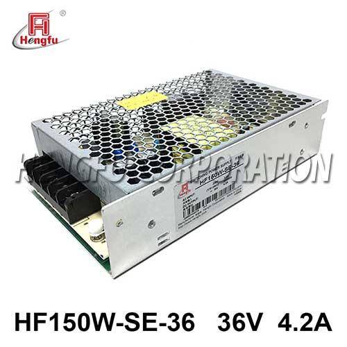 新品HF150W-SE-36亚博体育app在线下载电源AC220V转直流DC36V4.2A小体积开关电源