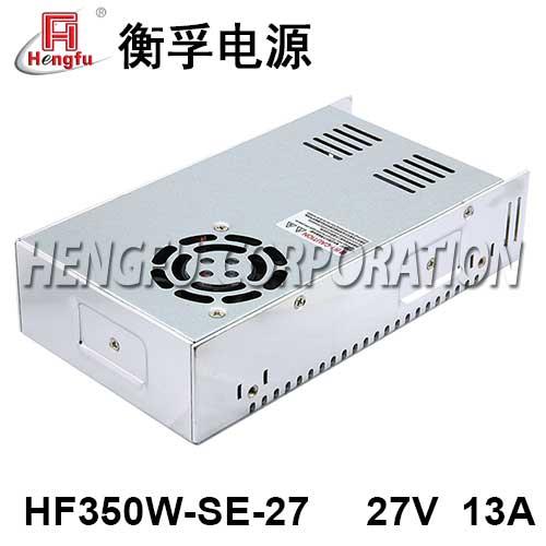 【定制】HF350W-SE-27贝博足彩电源AC220V转DC27V13A单路输出大功率开关电源